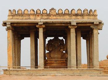 Kadalekalu Ganesh Temple