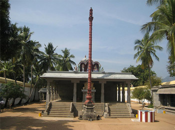 Sri Yoga Ramachandra moorthy temple