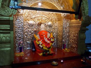 Dandpaneswar Ganesha Temple