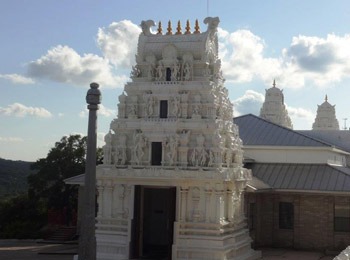 Hindu Temple of San Antonio