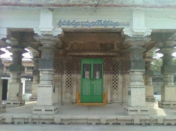 Chaturmukha Brahma temple