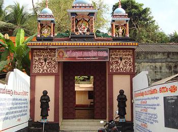 Naduthala Sri Bhagavathi Temple