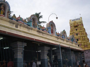 Arthanareeswarar Temple