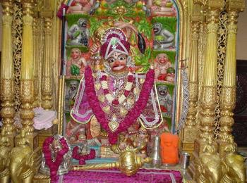 Sarangpoor Hanuman Temple