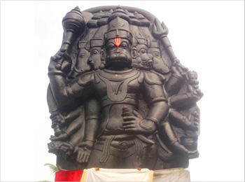 Panchamuga Hanuman Temple