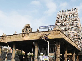 Sri Marahathambal Sametha Sri Mallikeswarar Temple
