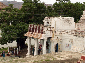 Sree Kodandarama Temple