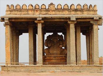 Sasivekalu Ganesh Temple