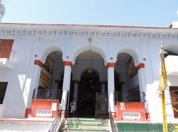 Brijh Raj Swami Temple