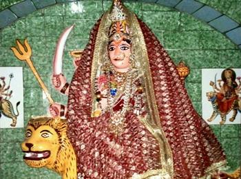 Garh Devi Mandir