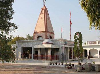 Jhateshwar Mahadev Temple