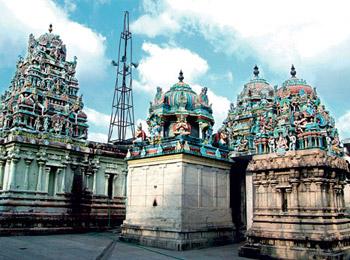 Sri Ettukudi Murugan Temple