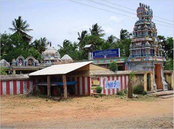 Sri Akilandeshwari Ambal Sametha Sri Agastheeshwara Temple