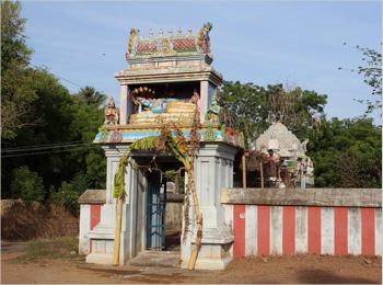 Sri Akilandeswari Ambal Sametha Sri Agastheeswarar Temple