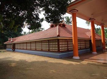 Thrikkavu Temple
