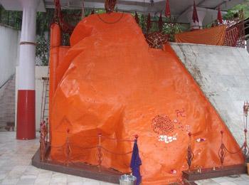 Hari Parbat Srinagar