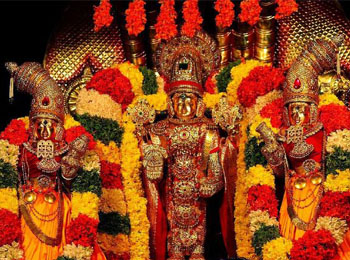 Sri Laxmi Venkateswara Swami Temple