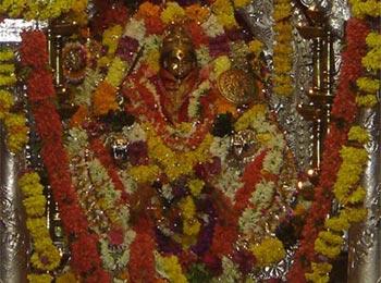 Kalika Devi temple