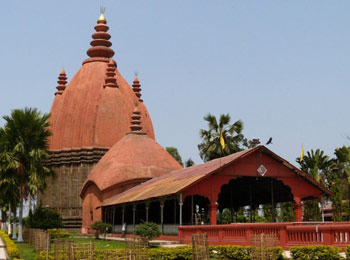 Jakaishuk Shiva Mandir