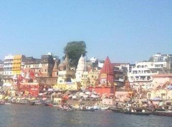 Dashaswamedh Ghat Temple