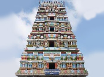 Chandira Choodeswaraswami Hill Temple