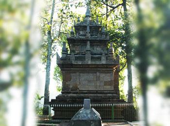 Candi Cangkuang   Cangkuang  Temple