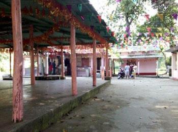 Bageshwari Hill Temple