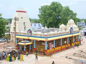 Kuravi Veerabhadra Swamy Temple