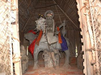 Sri Yama Dharmaraja temple
