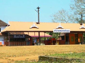 Chinakkathoor Bhagavathy Temple