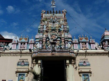 Queen Street Indian Temple / Mariamman Temple