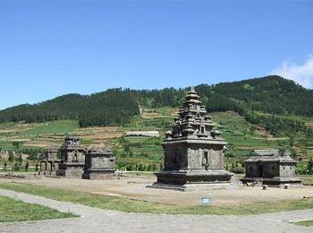 Dieng Plateau Temple