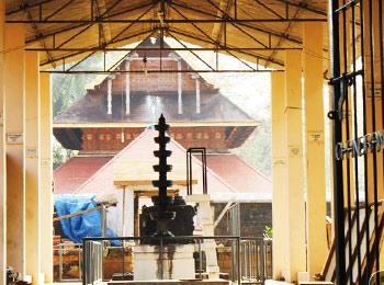 Mannur Shiva Kshethram / Mannur Temple