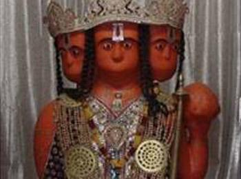 Panchmukhi Hanuman Temple