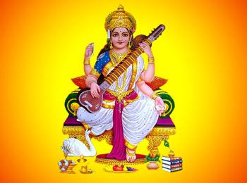 Saraswati Temple   Vak Devi Temple