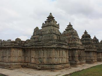 Pancha Lingeshwara Temple