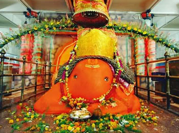 Tekdi Ganesh Temple