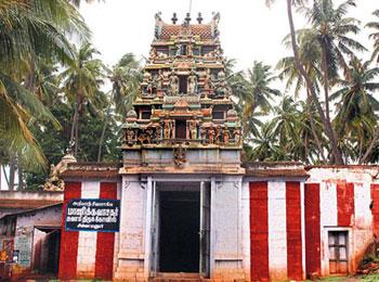 Manickavasagar Temple
