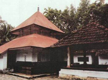 Koormamoorthy Garuda Kavu Temple