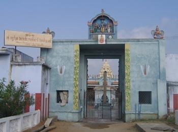Sri Chaturpuja Kodandaramar Temple