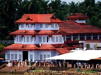 Blandevar Mahavishnu Temple