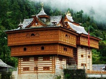 Shri Bhima Kali Temple