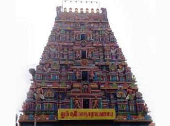 Varadaraja Perumal Temple / Thirubuvanai Temple