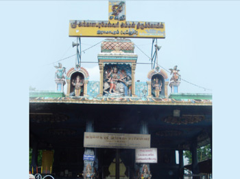 Sri Angala Parameswari Amman Temple / Poongavanathamman Temple