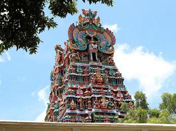 Sri Sivasailanathar and Sri Paramakalyani Ambal Temple /  Sivasailam Temple