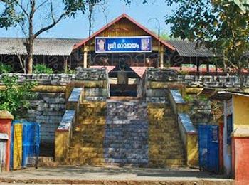 Thiruvilwamala Vilwadrinatha Temple / Sree Rama Temple