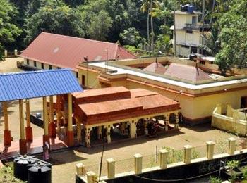 Aryankavu Ayyappa Temple / Sree Dharma Sastha Temple