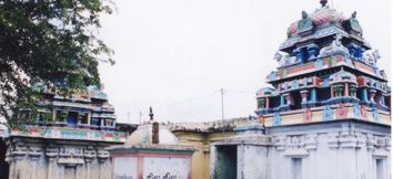 CHANDRAN (MOON) – THINGALOOR Temple