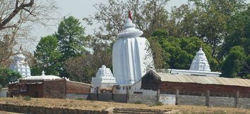 Leaning Shiva Temple