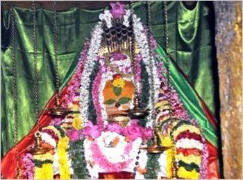 Arunachaleswarar Fire Temple